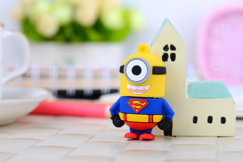 Minions Superman USB Flash Drive 4GB XHR-3 Minion