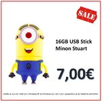 Sonderaktion  16GB USB Stick Minion Stuart
