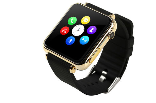 Smartwatch  ZY06 GoldWatch - Handbuch deutsch